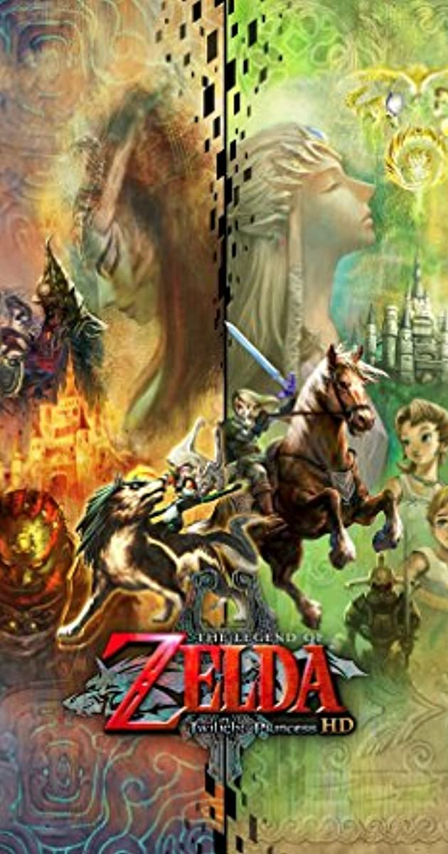 The Legend Of Zelda Twilight Princess Hd Video Game 2016 Plot Summary Imdb