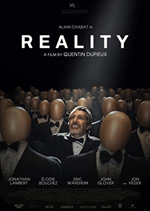 Where to stream Reality