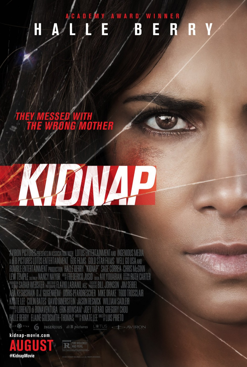 Kidnap 2017 Hindi ORG Dual Audio 332MB BluRay ESubs Download