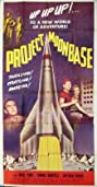 Project Moon Base (1953) Poster