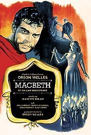 Macbeth(1948) Poster - Movie Forum, Cast, Reviews
