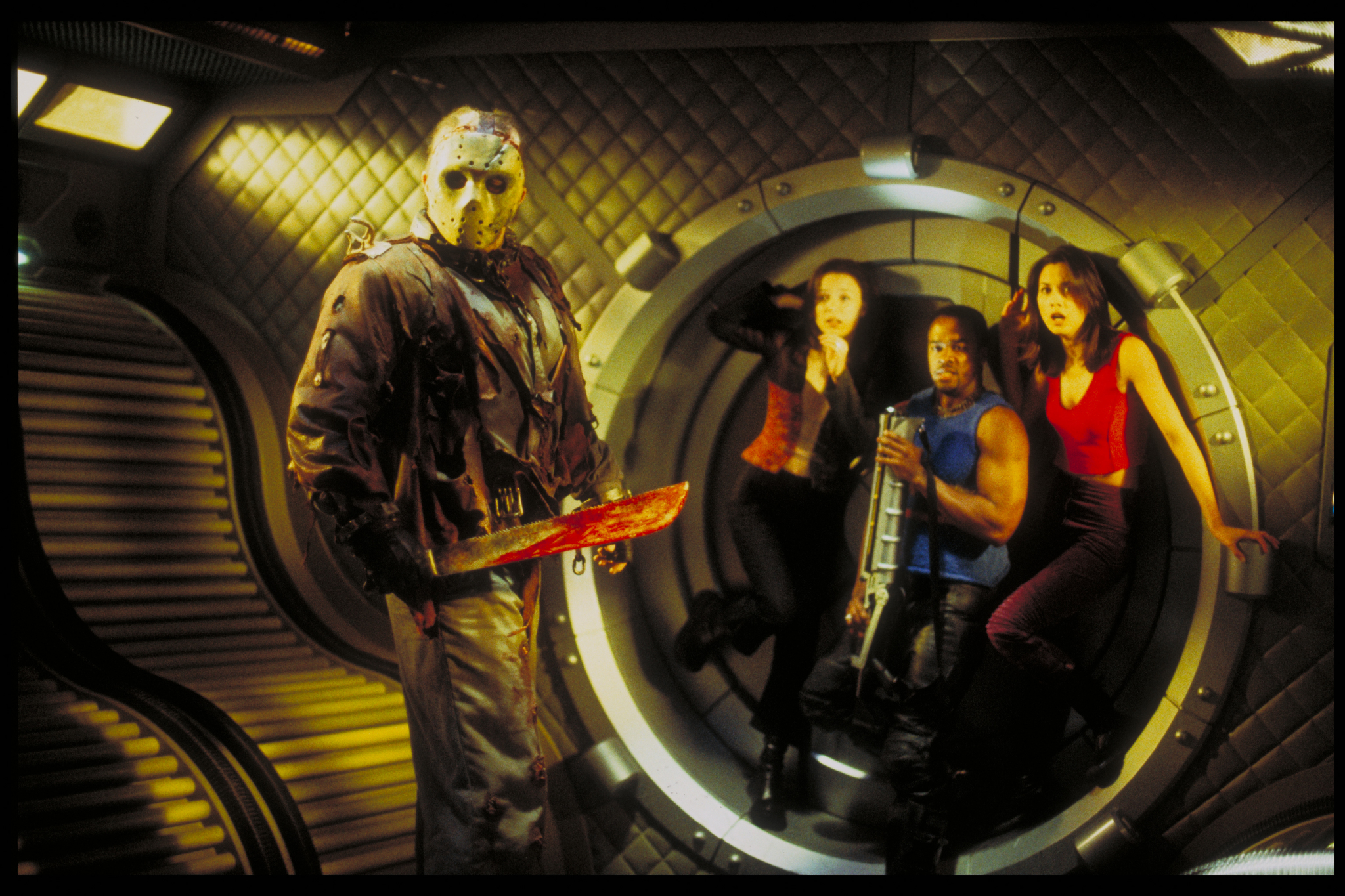 Jason X (2001) - IMDb