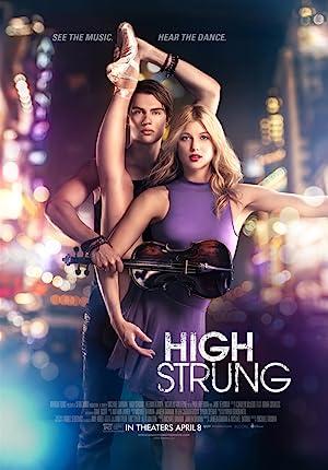 High Strung Pelicula Poster