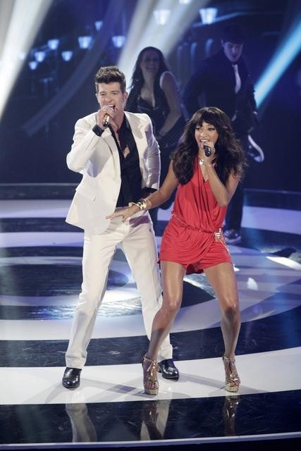Robin Thicke in Duets (2012)
