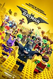 The Lego Batman Movie Poster