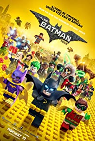 Primary photo for The Lego Batman Movie