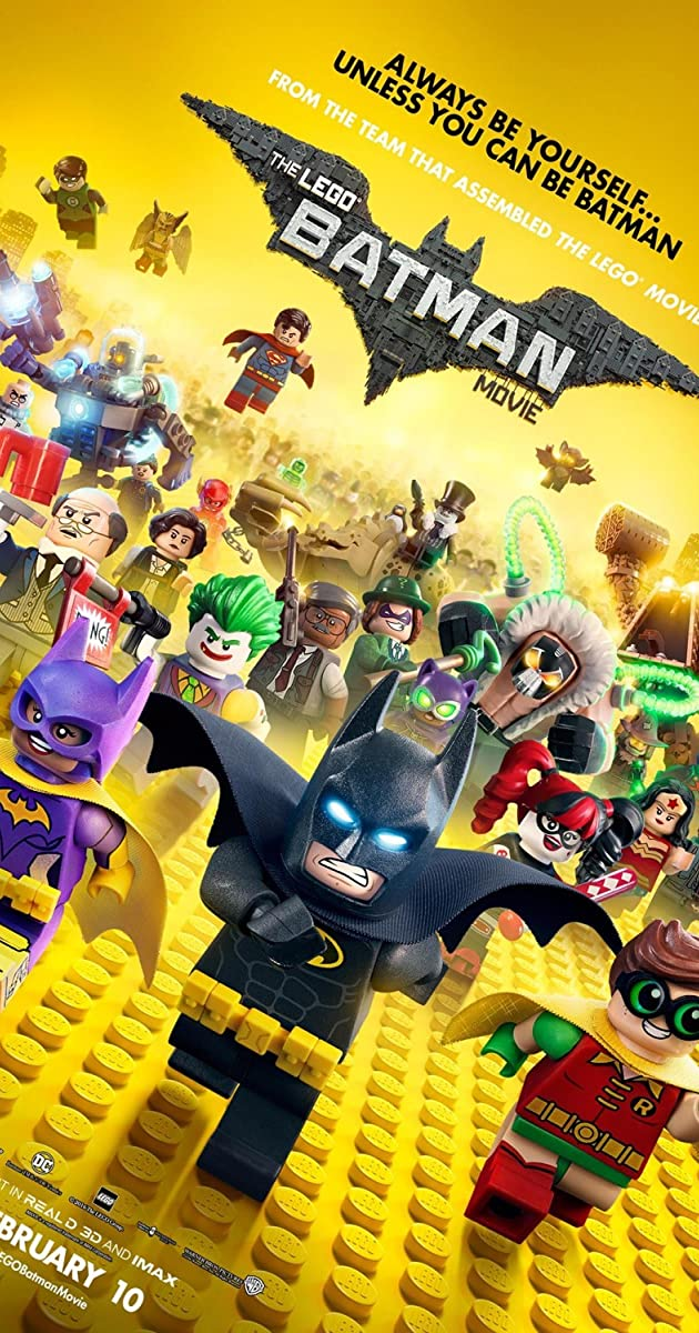 Câu Chuyện Lego Batman - The Lego Batman Movie (2017)