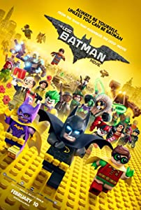 Must watch comedy movies 2017 The Lego Batman Movie by Rich Moore [720px]