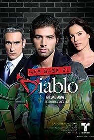 Gaby Espino, Miguel Varoni, and Jencarlos Canela in Más sabe el diablo (2009)