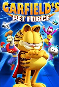 Primary photo for Garfield's Pet Force