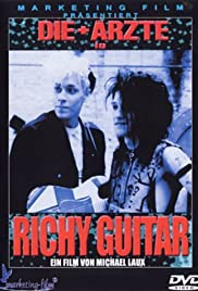 Richy Guitar Poster