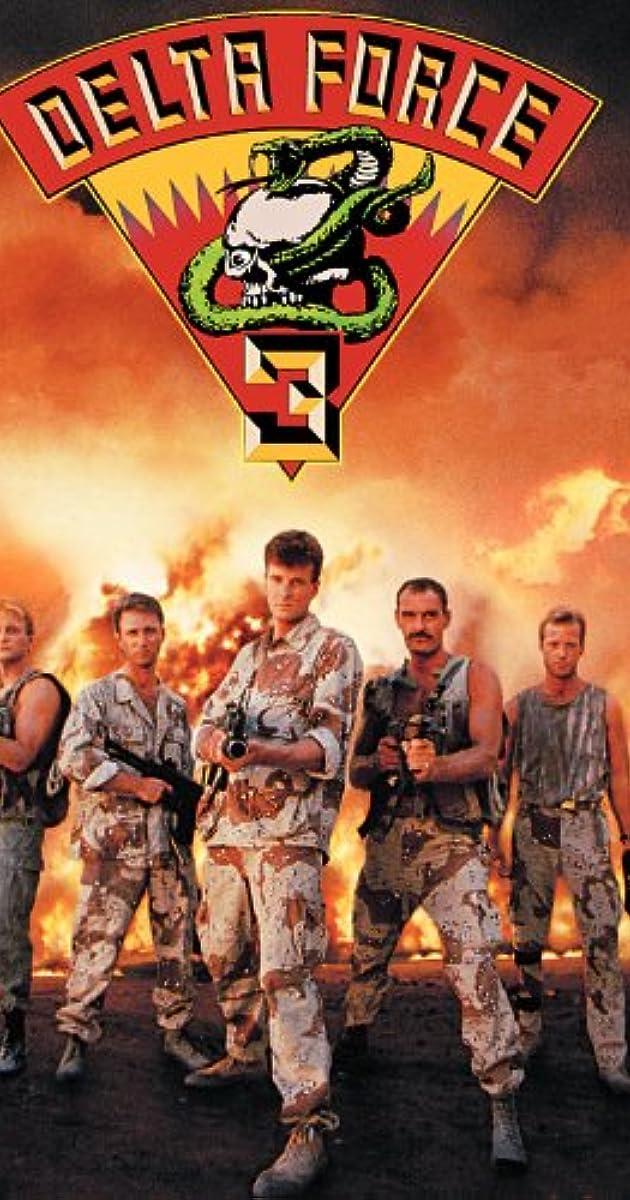 Delta Force 3: The Killing Game (1991) - News - IMDb