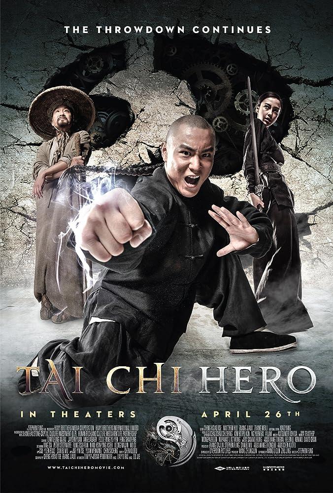 Tai Chi Hero (2012) Hindi Dubbed