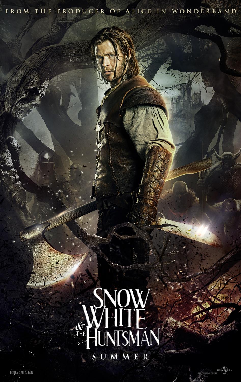 snow white and the huntsman filmed where