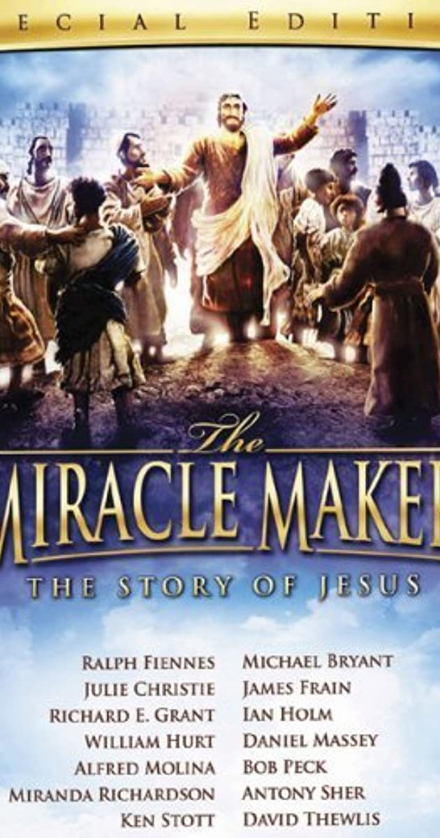 Subtitle of The Miracle Maker