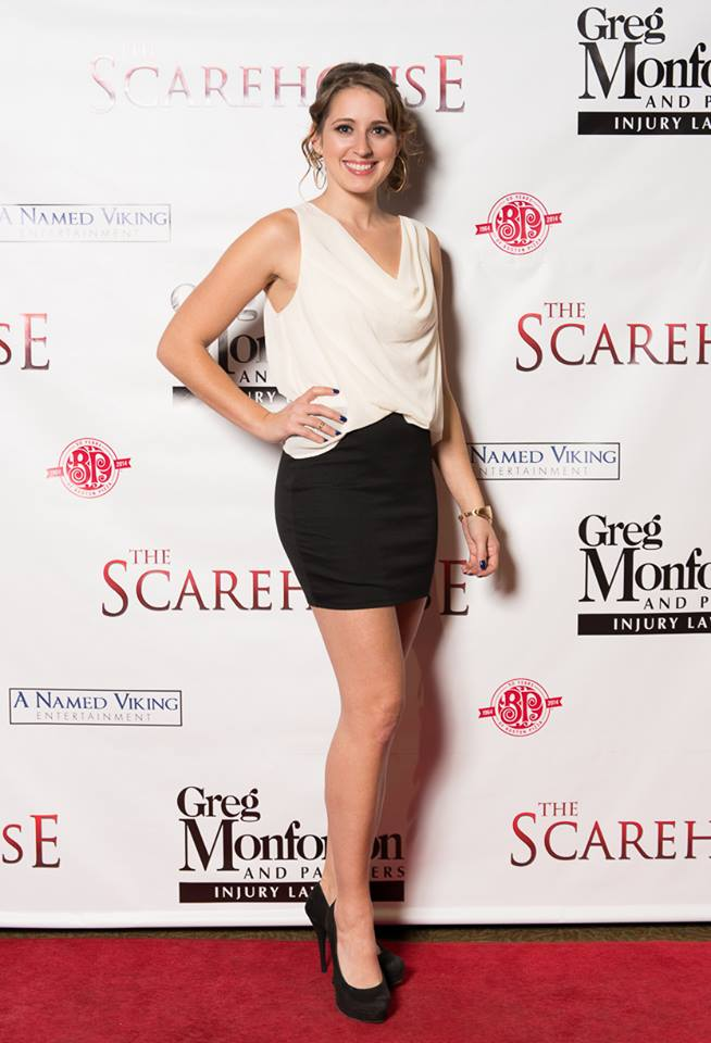 The Scarehouse premiere October 2014
