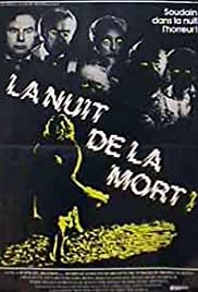 La nuit de la mort! Poster