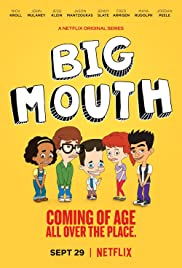 Big Mouth Poster