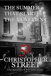 51 Christopher Street Poster