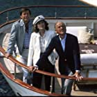 David Niven, Capucine, and Robert Wagner in Curse of the Pink Panther (1983)