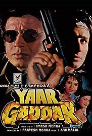 Yaar Gaddar Poster