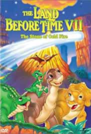 Watch Movie The Land Before Time VII: The Stone Of Cold Fire (2000)