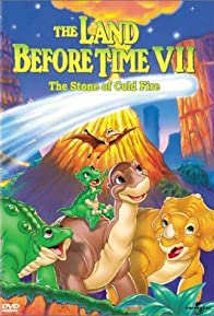 Primary photo for The Land Before Time VII: The Stone of Cold Fire