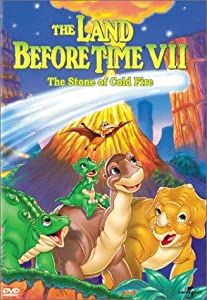A really good movie to watch 2018 The Land Before Time VII: The Stone of Cold Fire USA [WEBRip]