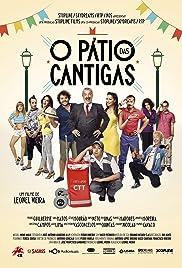 O Pátio das Cantigas Poster