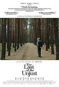 Le dernier des injustes (2013)