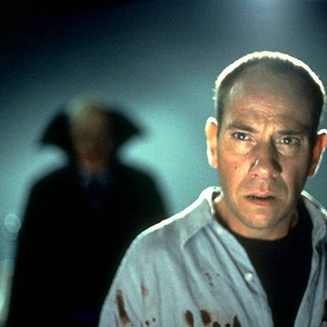 Miguel Ferrer in The Night Flier (1997)