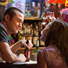 Joseph Gordon-Levitt and Dania Ramirez in Premium Rush (2012)