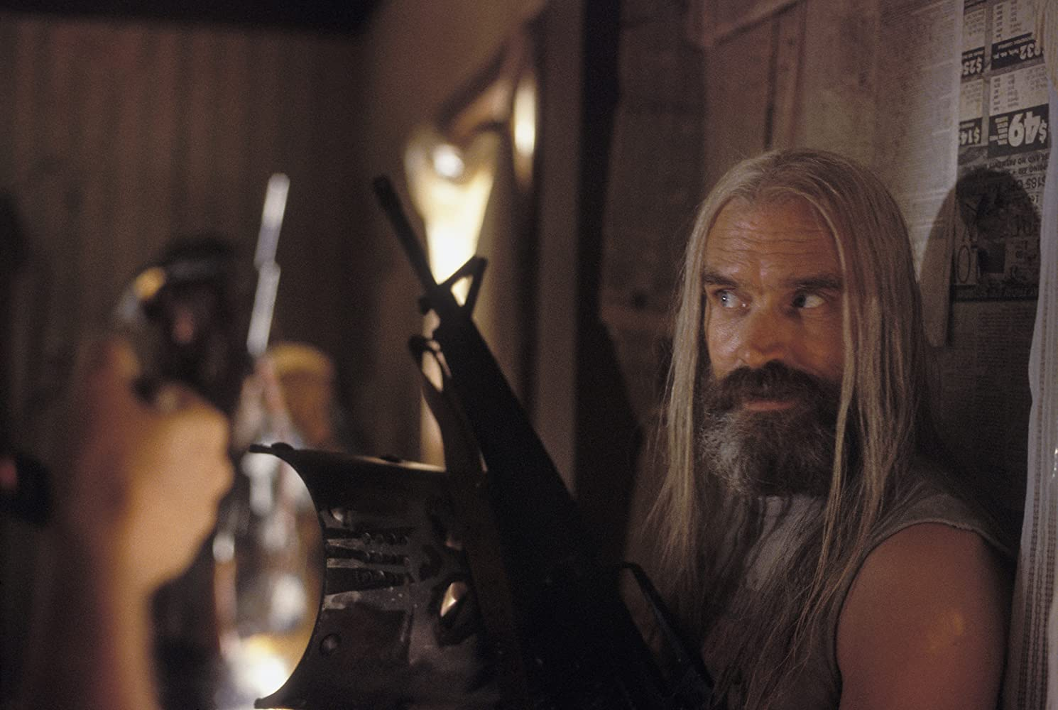 Bill Moseley in The Devil's Rejects (2005)