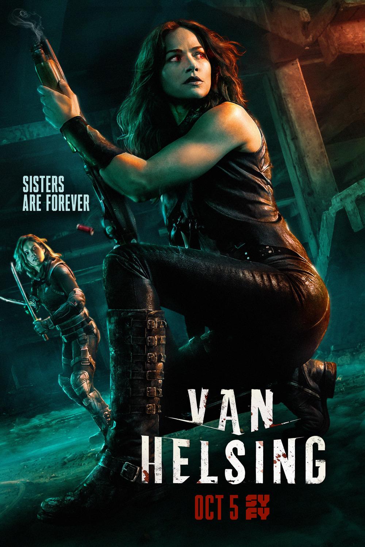 Van Helsing Season 3 COMPLETE WEBRip 480p & 720p