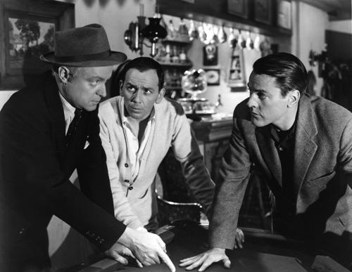 Les profanateurs de sépultures de Don Siegel (1955)