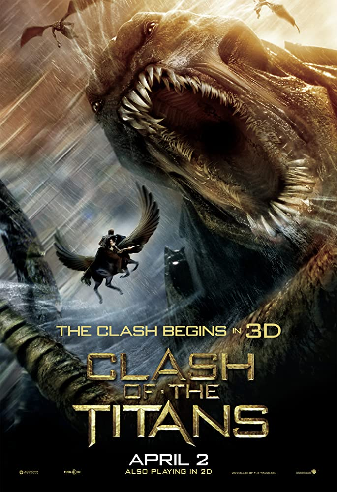 Clash of the Titans (2010) Subtitle Indonesia