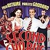 Fred Astaire, Paulette Goddard, Artie Shaw, etc.