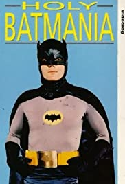 Holy Batmania Poster