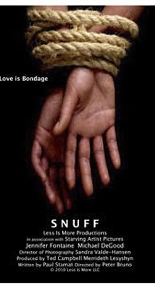 Snuff (Video 2012) - IMDb