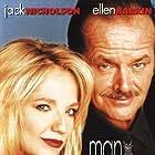 Jack Nicholson and Ellen Barkin in Man Trouble (1992)