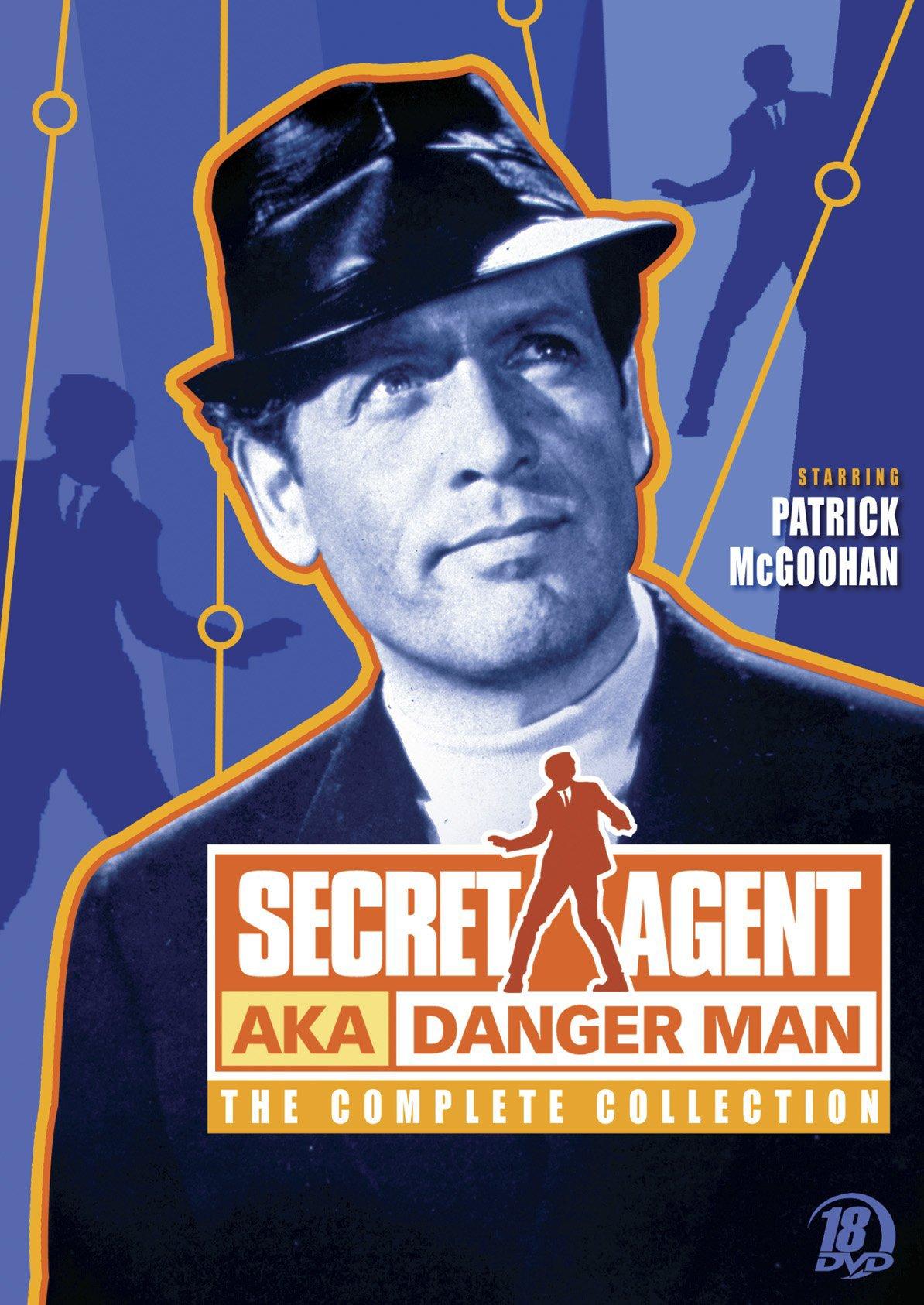 دانلود زیرنویس فارسی سریال Secret Agent