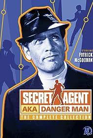 Danger Man (1965) Poster - TV Show Forum, Cast, Reviews
