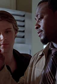Omar Epps and Jesse Spencer in House M.D. (2004)