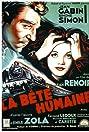 La Bête Humaine (1938) Poster