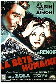La Bête Humaine(1938) Poster - Movie Forum, Cast, Reviews