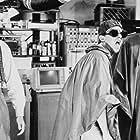 Dan Aykroyd, Jon Lovitz, and Wesley Mann in My Stepmother Is an Alien (1988)
