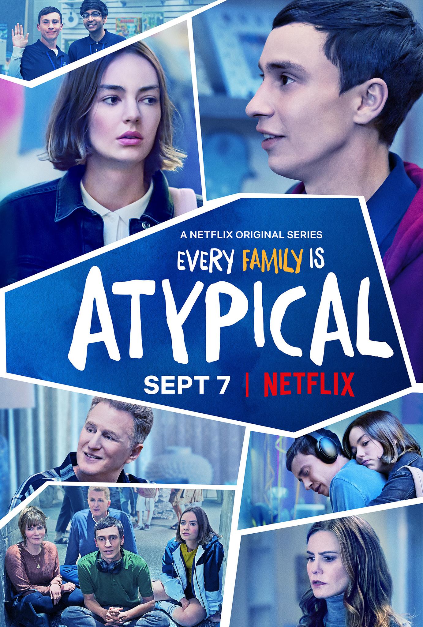 Atypical (TV Series 2017– ) - IMDb