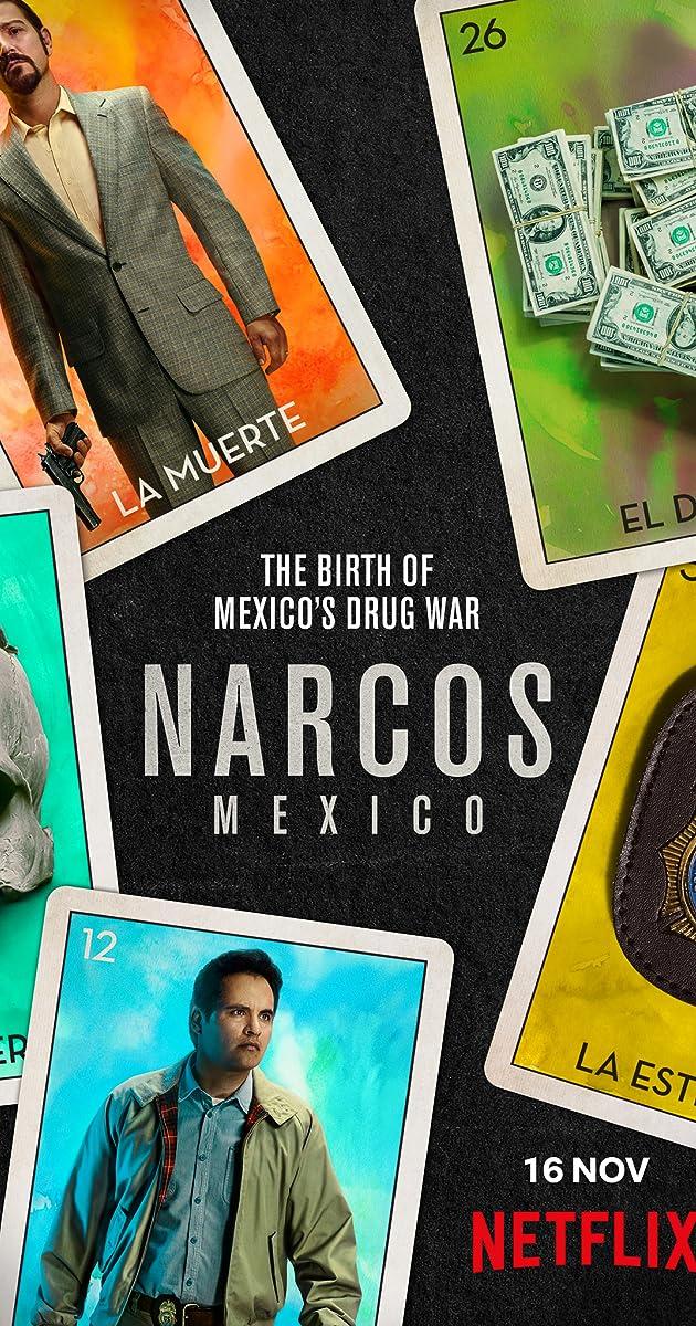 Narkotikų prekeiviai: Meksika (1 sezonas) / Narcos: Mexico (season 1)