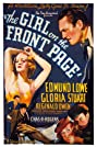 The Girl on the Front Page (1936) Poster