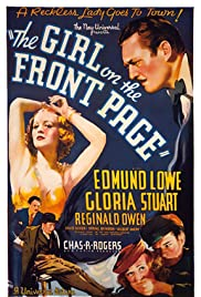 Image result for movie the girl on the front page